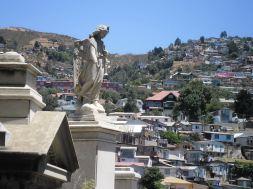 Cemetary in Valparaíso, Chile