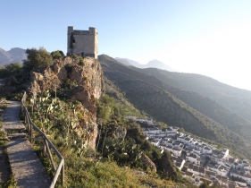 The Castle in Zahara