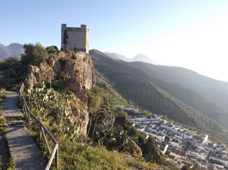 The Castle in Zahara