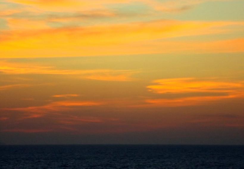 Tarifa sunset