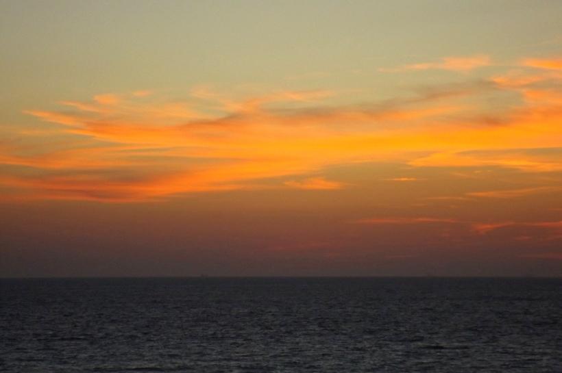 Tarifa sunset again