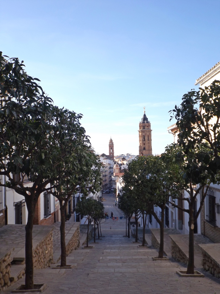 Antequera Street
