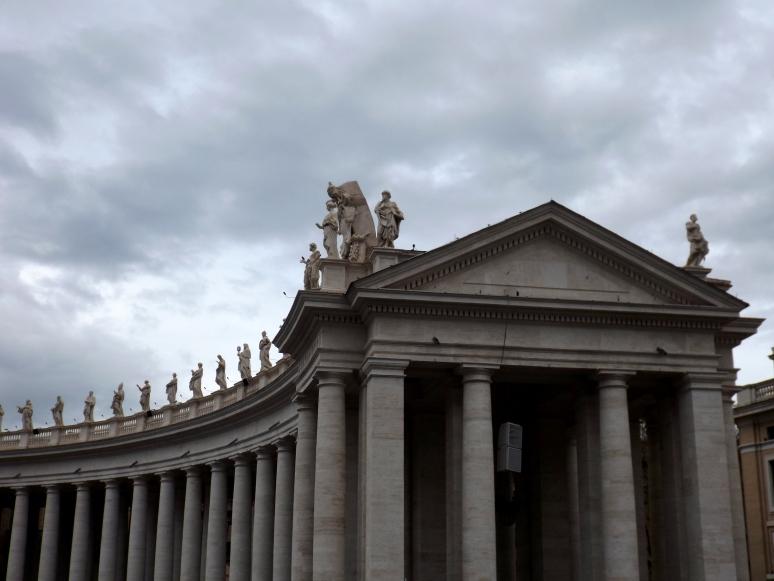 St Peter's Square Colonnades