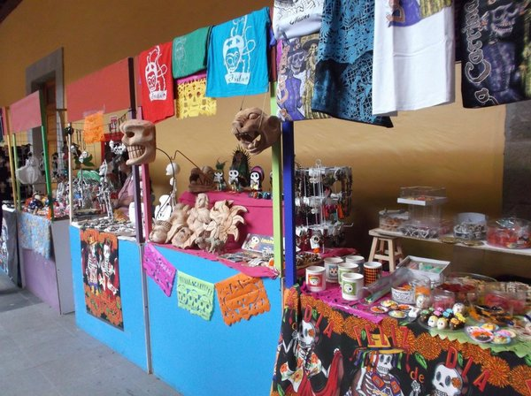 Day of the Dead Market