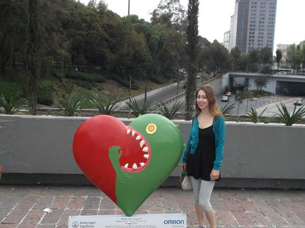 Art Competition in Chapultepec