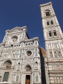 Florence Cathedral (Duomo) and Giotto's Tower
