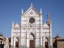 Basilica of the Holy Cross (Basilica di Santa Croce), Florence