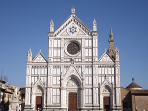 Basilica of the Holy Cross (Basilica di Santa Croce), Florence