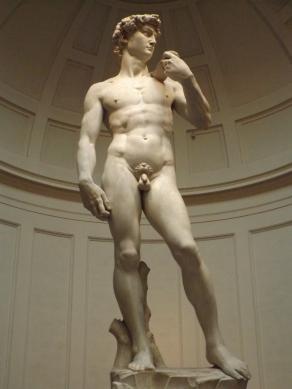 The Main Man: Michelangelo's David, Florence