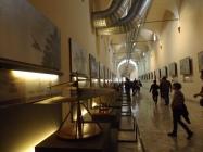 Leonardo da Vinci room at the Science & Technology Museum