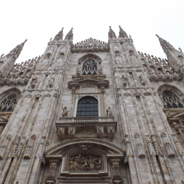 The Fantastic Cathedral (Duomo) of Milan