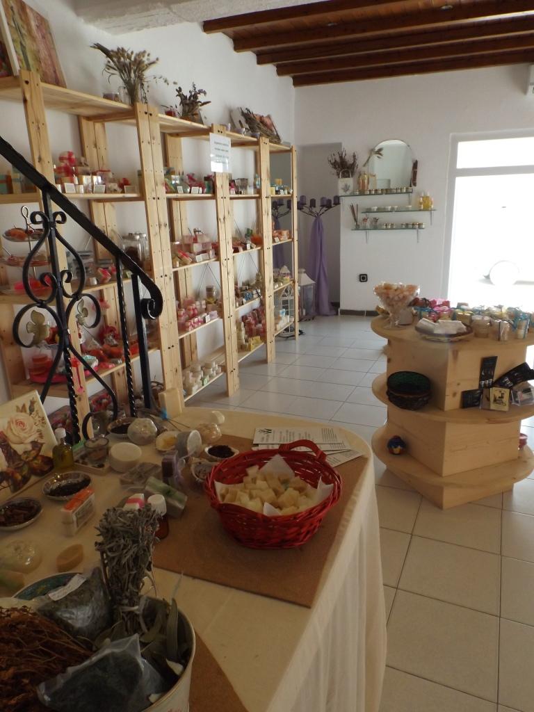 Ariadne's Naxian Soap Shop - Fab Soaps and Good Conversation!