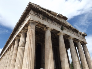 Temple of Hephastius