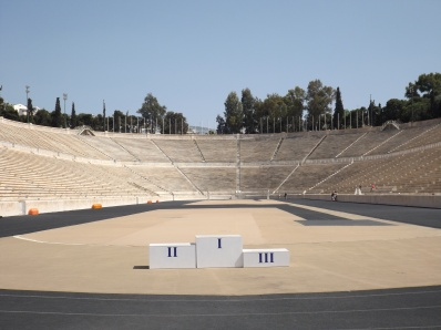 Olympic Stadium, Athens