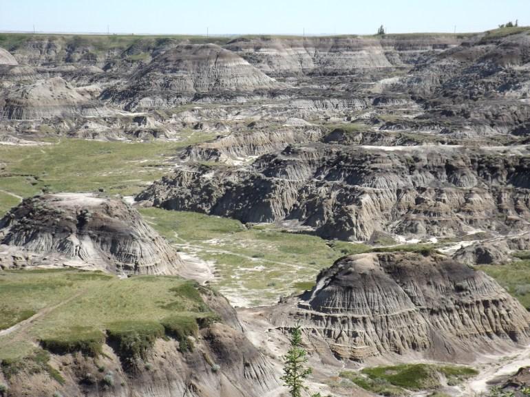 A view of Horseshoe Canyon