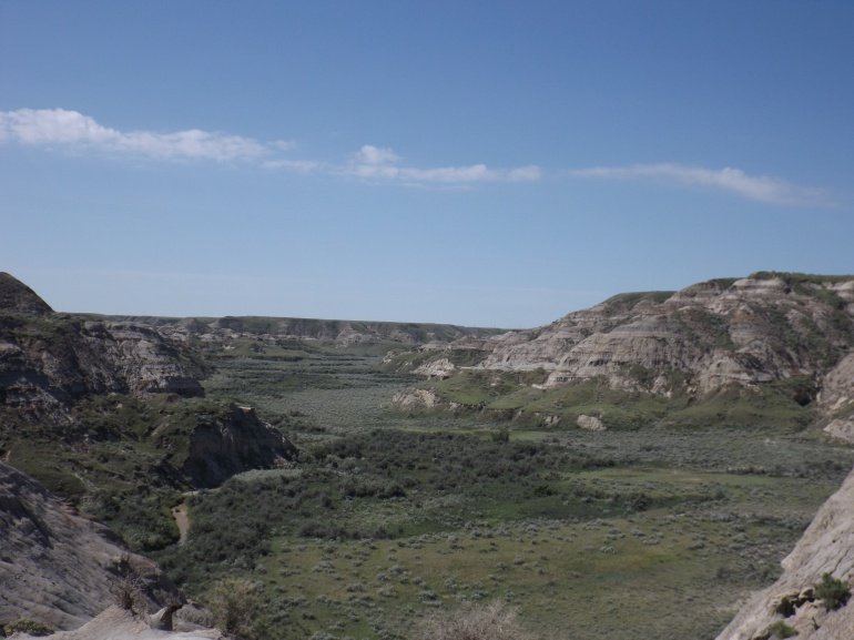 Little Sandhill Coulee