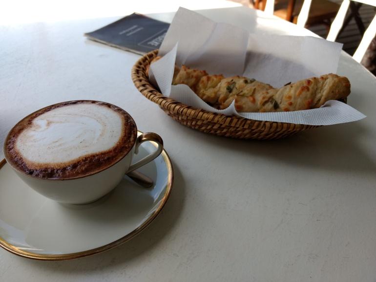 Obligatory Coffee Photo in Engelke